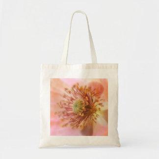 Floración frágil - amapola de la primavera bolsas