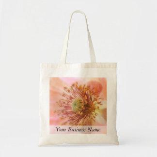 Floración frágil - amapola de la primavera bolsa