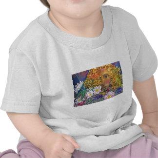 Floración Camisetas