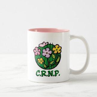 Floraciones 1 de CRNP Taza Dos Tonos