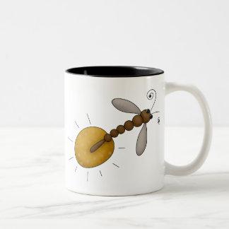 """Floraciones de los insectos """"n"""" · Insecto de relám Taza"""
