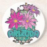 Floraciones del cactus de Arizona Posavaso Para Bebida
