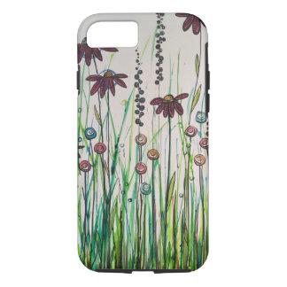 Floraciones del prado funda iPhone 7