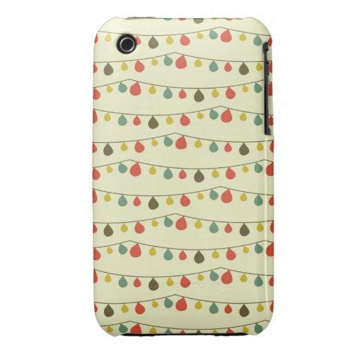 Floraciones dulces de la primavera iPhone 3 carcasa