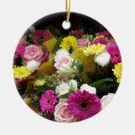 Floraciones florales ornamente de reyes