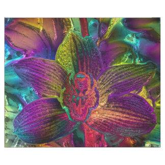 floraciones tropicales gigantescas (c) papel de regalo