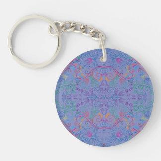 Floradore - Lavender Keychain