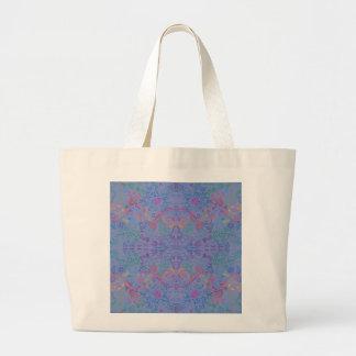 Floradore - Lavender Large Tote Bag