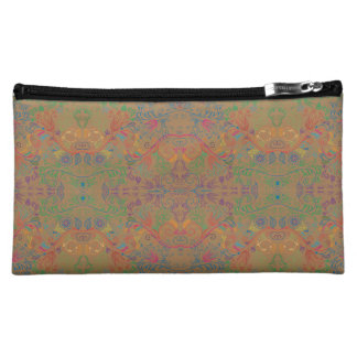 Floradore - Tan Makeup Bag