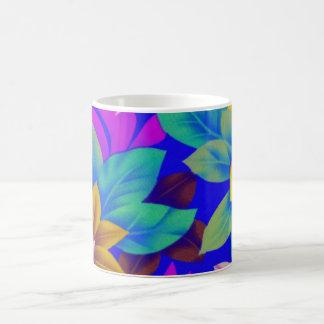 Floral1i2 Coffee Mugs