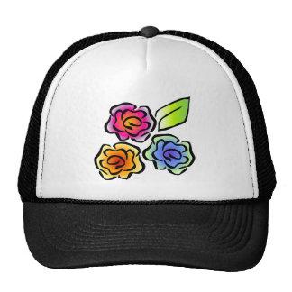 floral3 gorras
