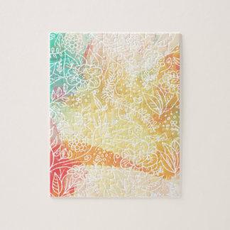 floral-01 puzzle