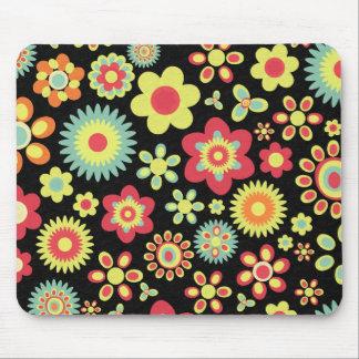 Floral 100113 mouse pad