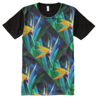 Floral 1 All-Over print t-shirt