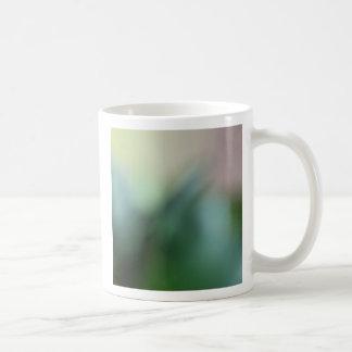 Floral abstracto en colores pastel hermoso del © P Tazas De Café