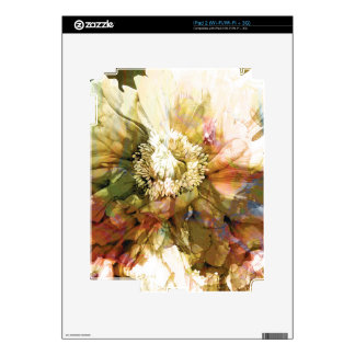 Floral Abtracts 11 Gifts iPad 2 Skins