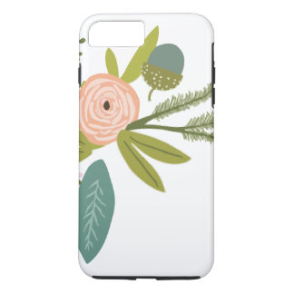 Floral and Fauna iPhone 8 Plus/7 Plus Case