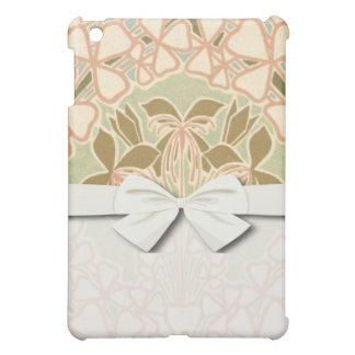 floral and foliage art nouveau design iPad mini covers