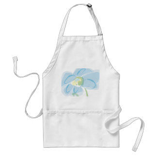 Floral Apron two