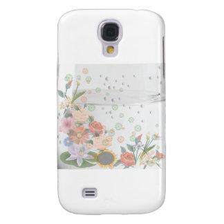Floral Aquarium Galaxy S4 Cover