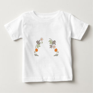 Floral Arch Tee Shirts