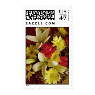 Floral Arrangement 313a Postage