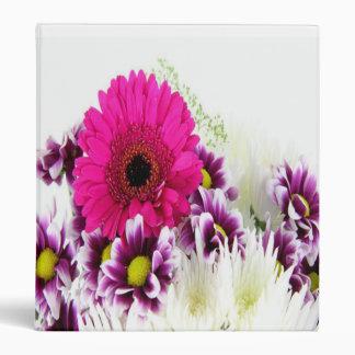 Floral Arrangement Binder