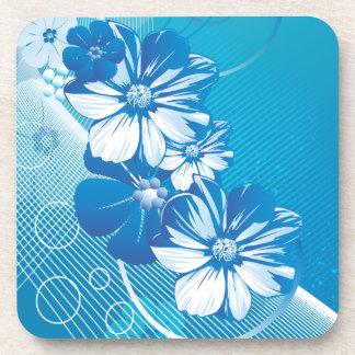 Floral Art 10 Coaster