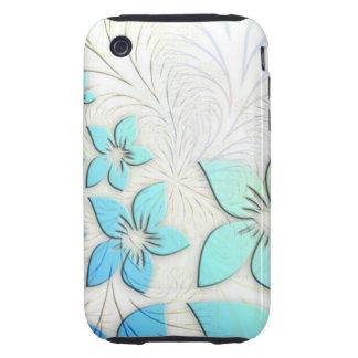 Floral Art iPhone 3 Tough Case