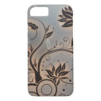 Floral Art Decorative Tatto iPhone 7 case