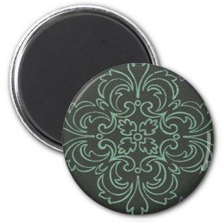 Floral Art Magnet