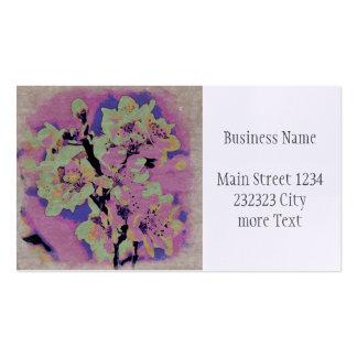Floral Art Studio 12216 Business Card