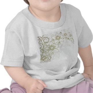 Floral Art Tshirts