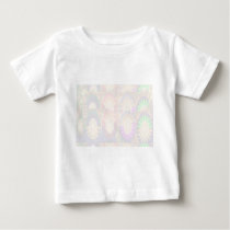 Floral Artistic Patch - Easy Add Text Image 1 Baby T-Shirt