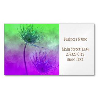 Floral ArtsStudio 9516 Business Card Magnet