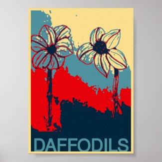Floral Artwork Poster