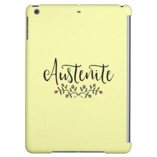 Floral Austenite iPad Air Case