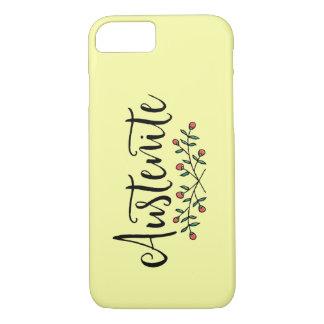 Floral Austenite Yellow iPhone 7 Case