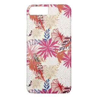 Floral background 3 iPhone 8 plus/7 plus case