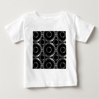 Floral background baby T-Shirt