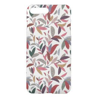 Floral background iPhone 8 plus/7 plus case