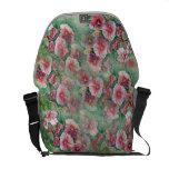 Floral Bag Courier Bag