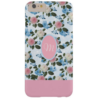 floral barely there iPhone 6 plus case