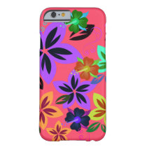 Floral Beauties Barely There iPhone 6 Case