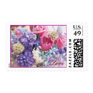 Floral Beauty Postage