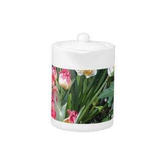 Floral Beauty Teapot