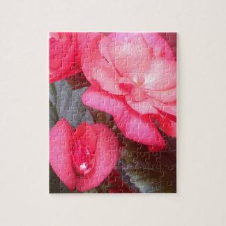 Floral bijou puzzle