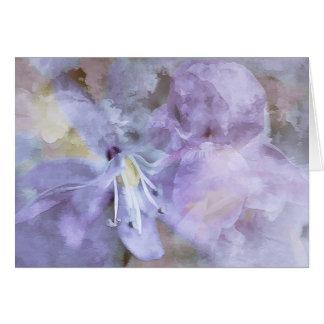 Floral Blend Card