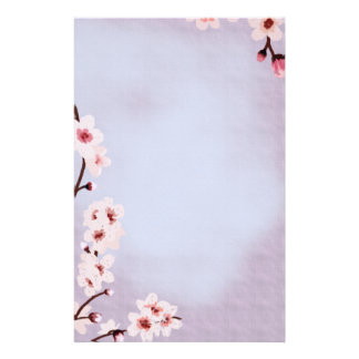 Floral Blessings ~Cherry Blossom~ Stationery