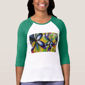 Floral Blooms T Shirts